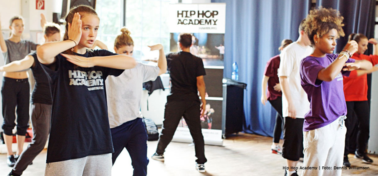 Hip Hop Academy Foto: Dennis Williamson