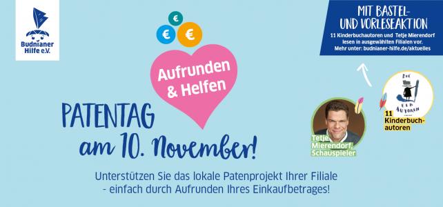 Hamburger Kinderbuchautoren unterstützen Patentag