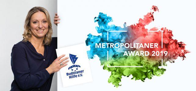 Metropolitaner Award: Besonderes Engagement gesucht
