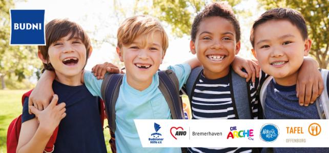 Schenkt eurem alten Ranzen ein zweites Leben – und einem Kind einen glücklichen Schulstart!