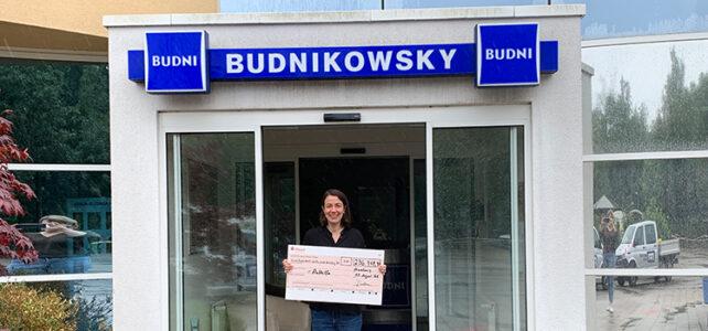 #fluthilfe: Tausende von BUDNI-Kunden spenden rund 237.000 Euro